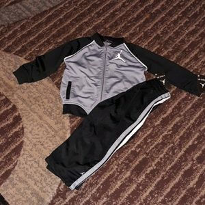 Nike 24m jacket and pants